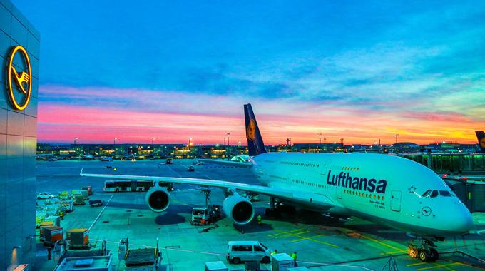 汉莎航空A380体验记:古堡与现代文明融合之旅