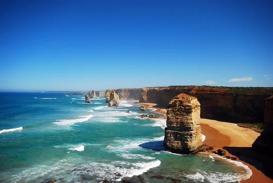 搭乘新航魅力航班 畅游绝美澳大利亚-墨尔本