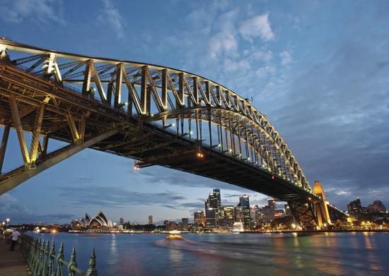 搭乘新航魅力航班 畅游绝美澳大利亚-悉尼