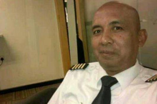 MH370机长扎哈里·沙