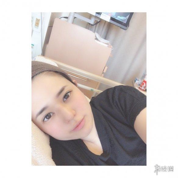 苍井空更新Ameba博客:今日已入院待产并晒发福照