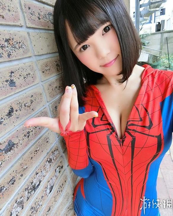日本DJ小姐姐Mel童顏巨乳身材傲人衣服都快要被撐爆了
