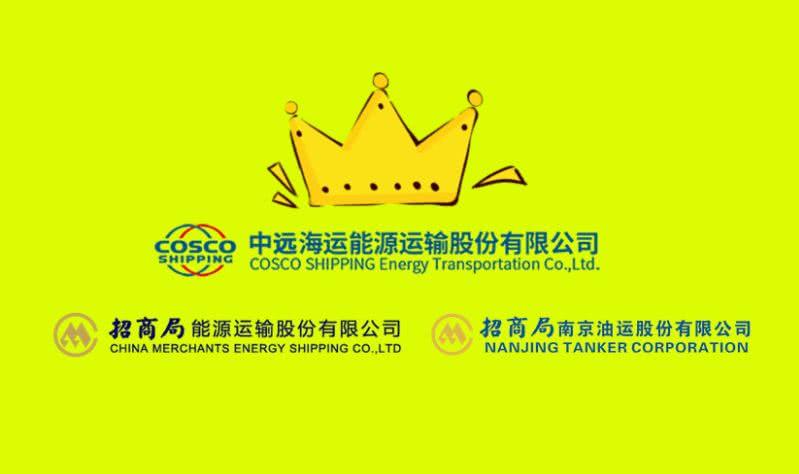 中国油运板块三大运输公司扣非净利暴增 中远海运能源夺Q1业绩冠军
