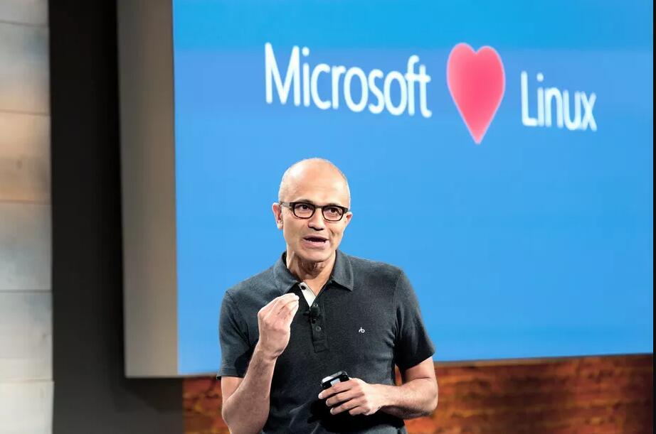 winxp ghost,微软决定在Windows10中发布一个完整的Linux内核