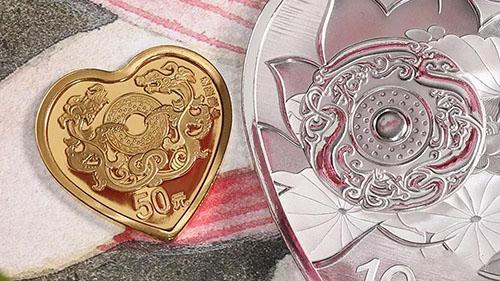 2019吉祥文化金银币有哪些亮点