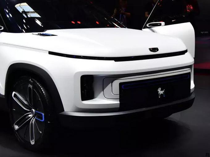 """吉利全新SUV """"缤界""""或将下半年上市"""