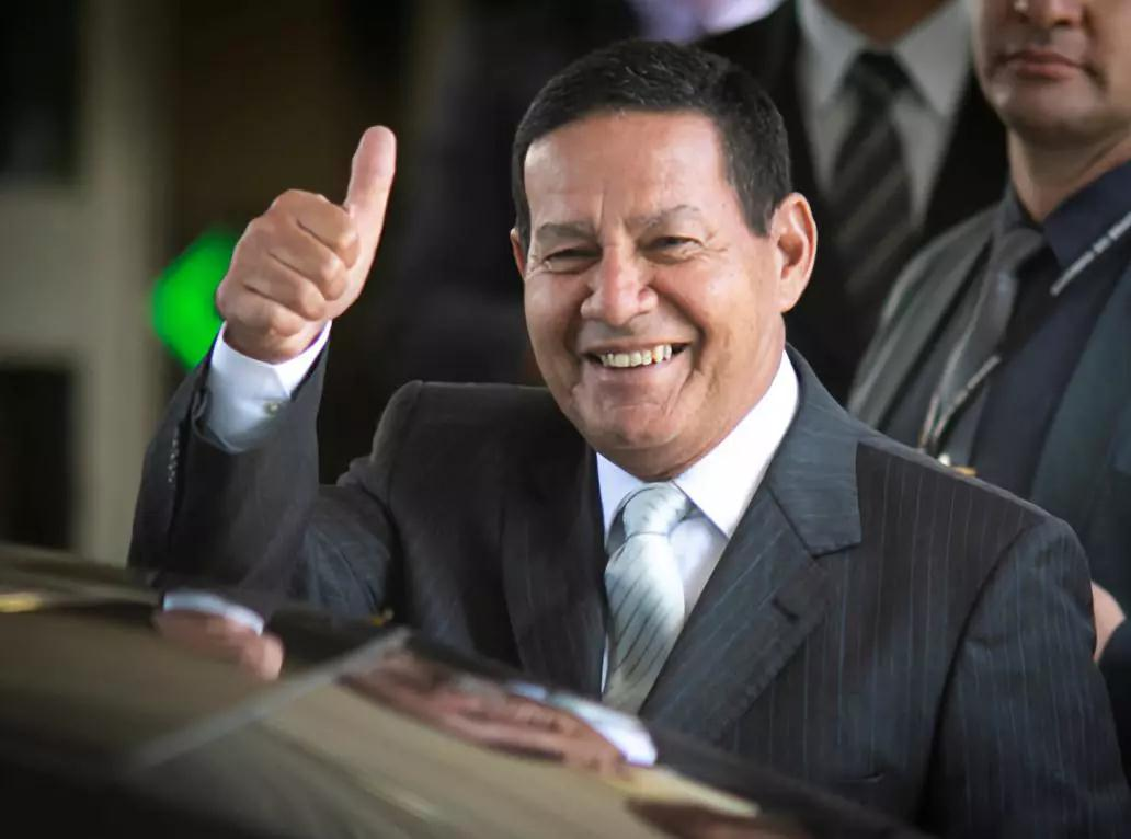 巴西副总统:巴西期待加入