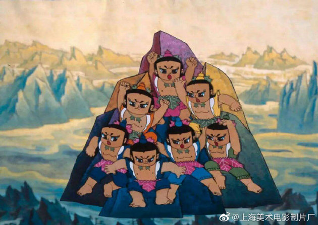 """""""葫芦娃之父""""走了!著名美术片导演胡进庆离世 - 新浪网 -50cf-hwzkfpu0033870"""
