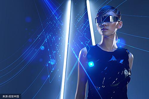 未來服裝的科技含量會越來越高。(視覺中國)