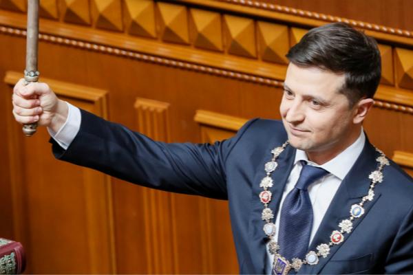 乌克兰新总统就职普京为何没祝贺?克宫给出答案