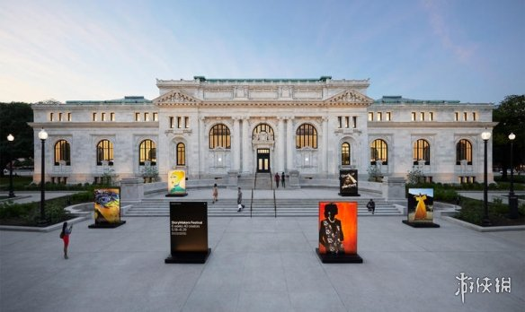华盛顿卡内基图书馆苹果零售店开业 百年古典建筑结合现代化内在