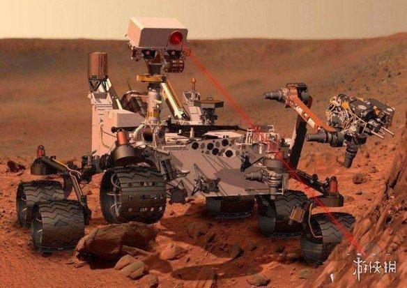 NASA好奇号火星车最新自拍照 正致力研究火星新地