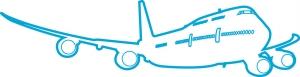 本报特供航空阅读