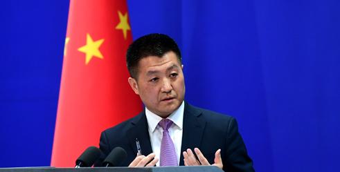 美大使称鼓励中国政府与达赖喇嘛对话 外交部回应
