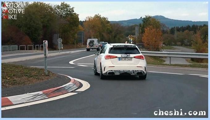 全新A45年内上市 竞争奥迪RS3/宝马M2