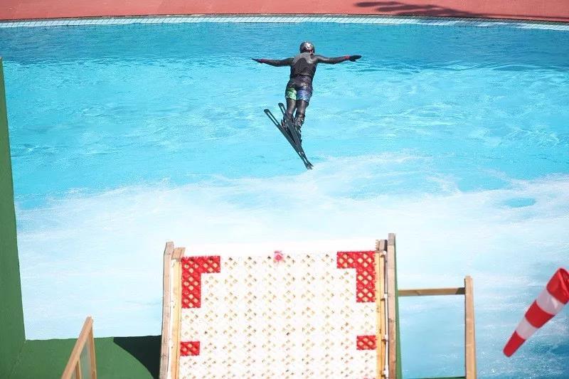 迎难而上 自由式滑雪空中技巧国家集训队夏训砥砺前行