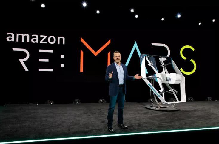 真相只有一个!亚马逊无人机送货究竟什么情况?