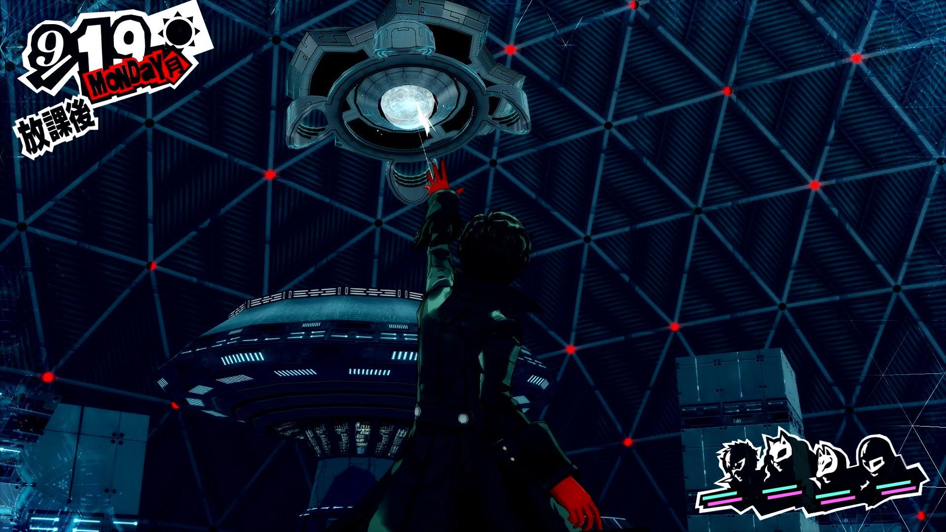 《P5R》中原版DLC可花6毛再次购入 海量高清截图放出