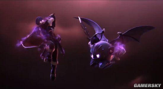 E32019:《任天堂明星大�y斗特�e版》新�A告新角色今年夏季推出