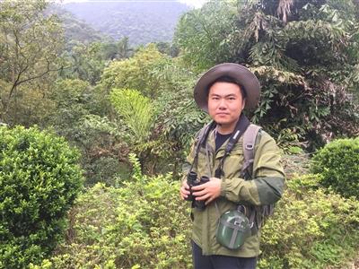 山中露宿6年 只为保护珍稀动物