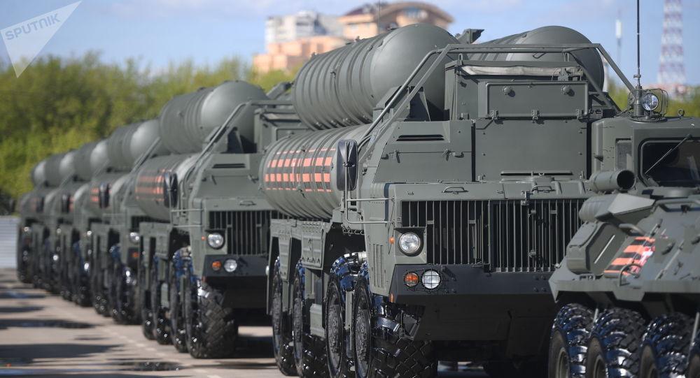 """土耳其收到美国的""""威胁信"""" 坚称不会放弃S400"""