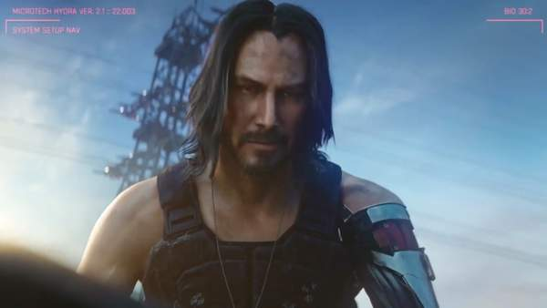 基努里维斯:游戏对好莱坞影响更大,无需借明星正当化