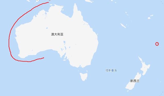 新西兰发生7.2级地震 澳铁矿石运输暂不受影响