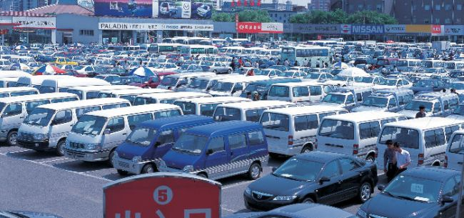 汽车销量跌跌不休 协会建议继续减免二手车增值税
