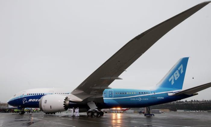 """波音787被曝灭火系统故障 美空管局""""视而不见"""""""
