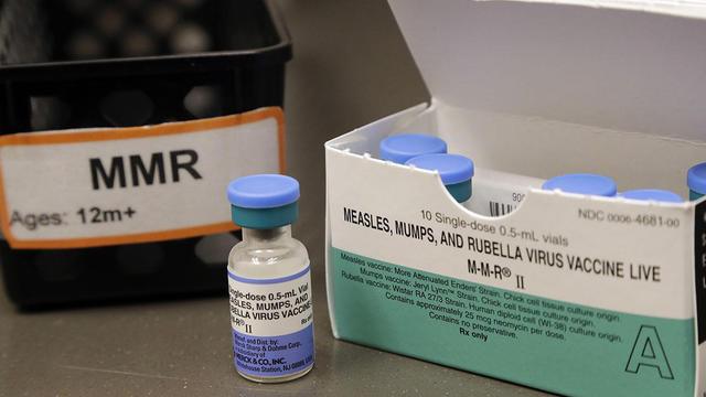 美民众赴欧游染麻疹 研究人员:出国前先接种疫苗