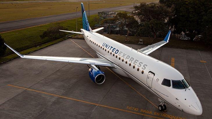 巴航工业与美联航签署39架E175订单