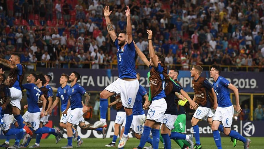 意大利太过功利?派成年队国脚去踢欧青赛