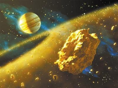 窥探谷神星内部,科学家用上引力场