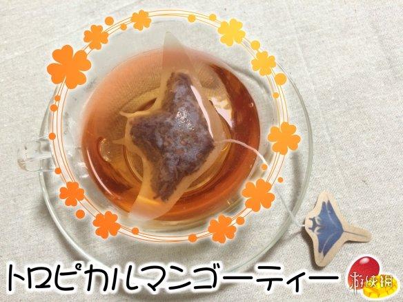 日本公司推创意海洋生物造型茶包 活灵活现畅游茶杯底