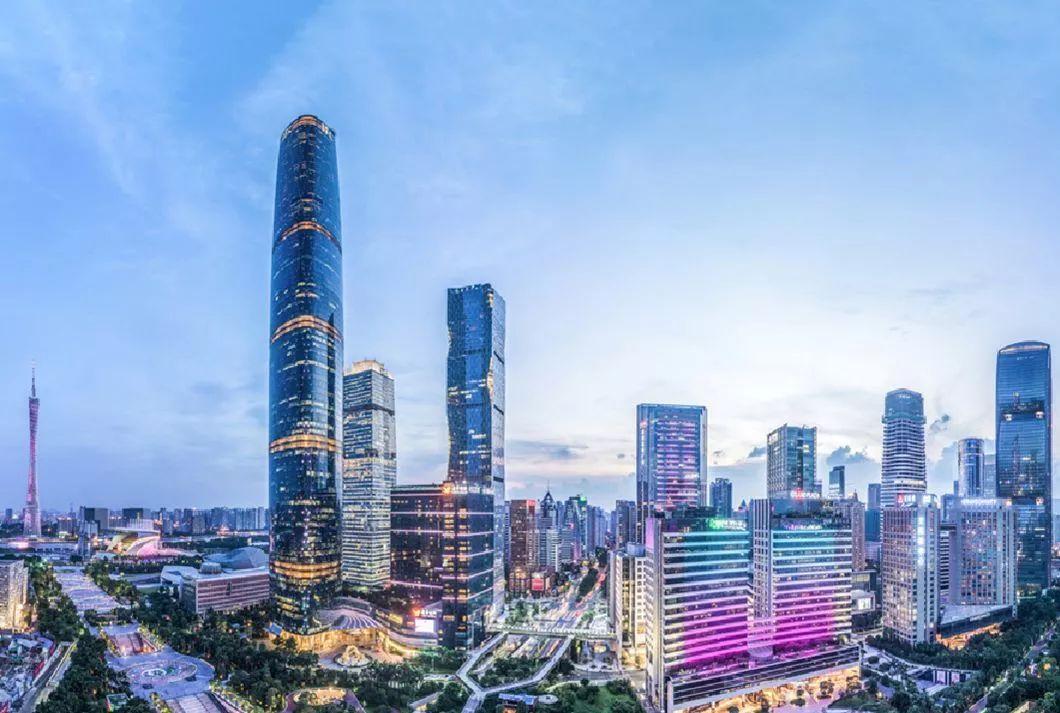 "VUCA时代的《未来城市共生计划》,中国CBD专家揭秘富力华东""共生态""发展战略"