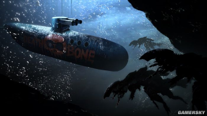 《潜渊症》EA版评测6.8分 在木星体验深海恐惧症