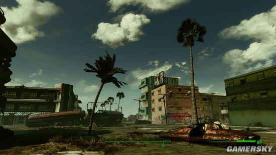 """ie8.0 winxp,《辐射4》大型MOD""""辐射:迈阿密""""早期版本开放下载 港口风光超"""