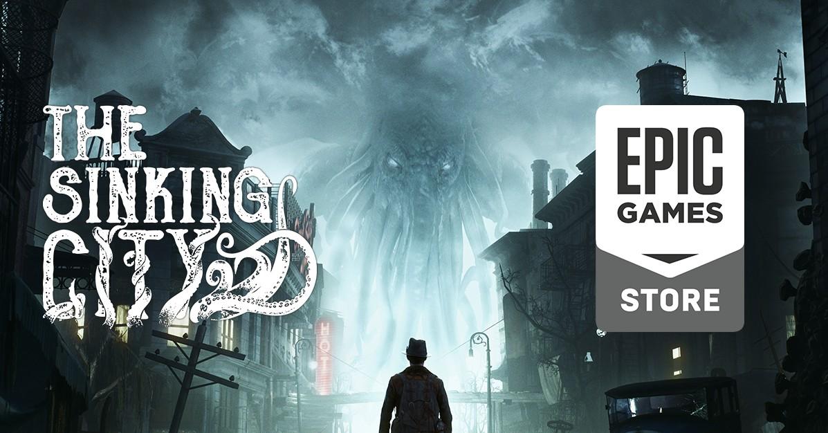 《沉没之城》工作室谈从Steam转投Epic:要资金