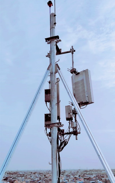 中国移动辛姆巴科公司携手华为开启中移动首个FDD双频Massive MIMO创新样板点