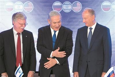 """美国提对伊朗""""全选项"""""""