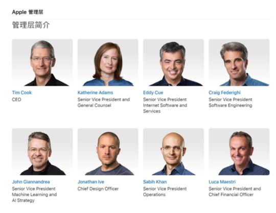 艾维离职:苹果COO杰夫威廉姆斯接手设计工作
