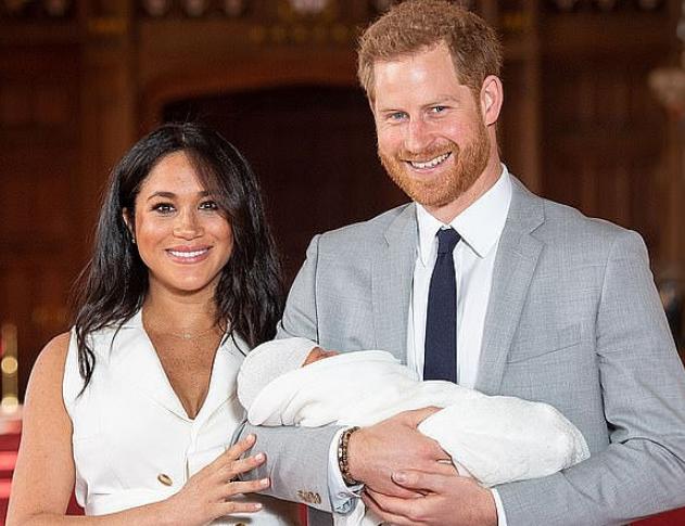 哈里梅根首次帶寶寶出國訪問:目的地敲定南非