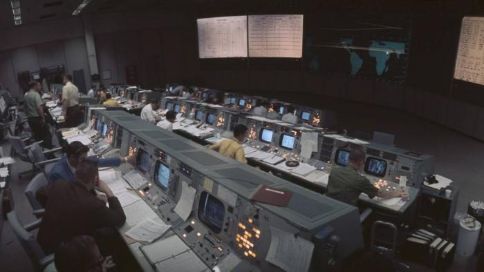 美国NASA阿波罗11号任务控制中心被修复 细节惊人