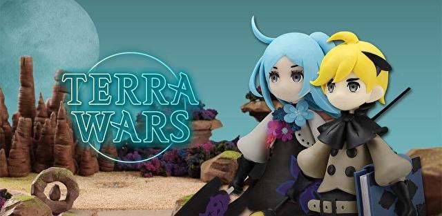 由制作人坂口博信操刀 《Terra Wars》现已上架