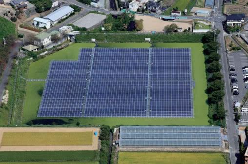 晶科能源宣布三井住友牵头的银团贷款增加至67亿日元