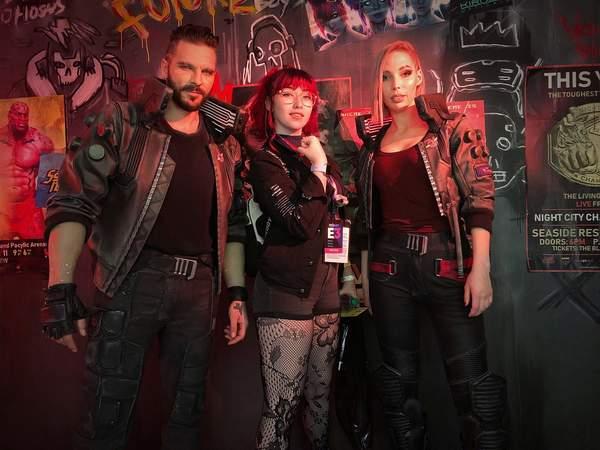 《赛博2077》官方Cos大赛宣传片 大神级Coser霸气出场