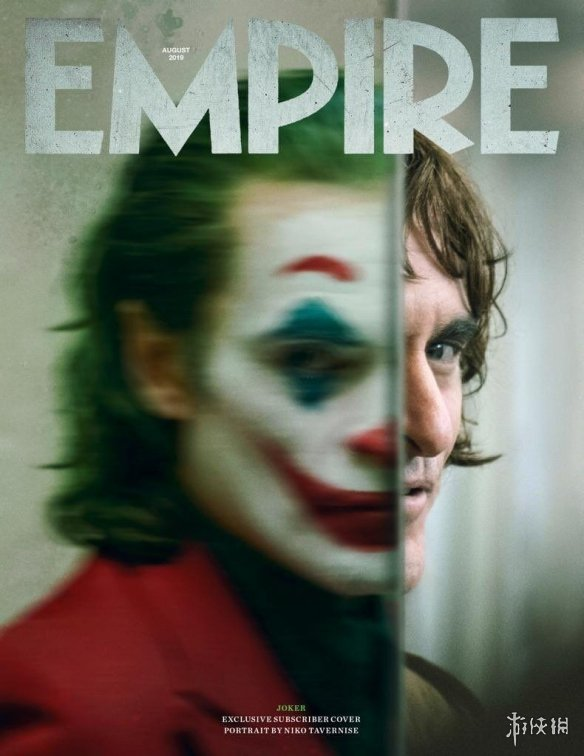 DC《小丑》登上《帝国》杂志封面!或亮相威尼斯电影节