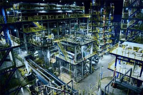 三聚环保悬浮床装置成功产出欧盟标准第二代生物柴油