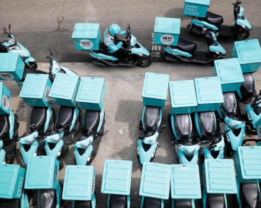 韩国外卖市场前景诱人  引Uber创始人卡兰尼克们涉水其中