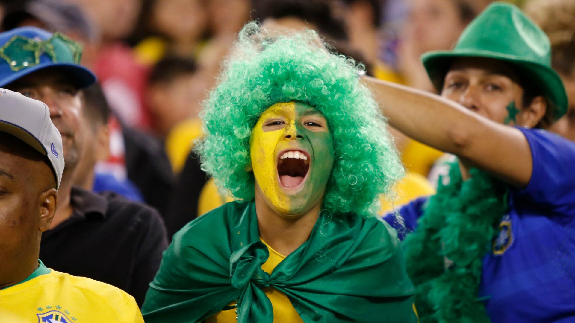 巴西重夺美洲杯冠军 没内马尔我们也能赢